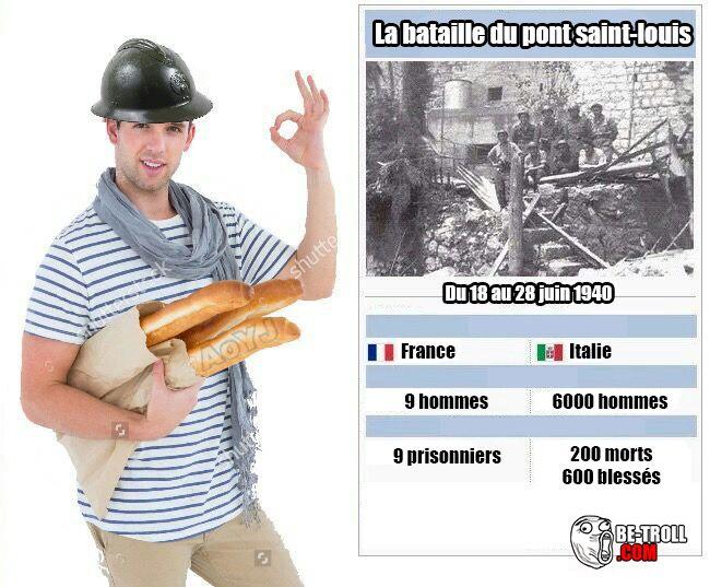 La bataille du pont saint-louis ! - Be-troll - vidéos humour, actualité insolite