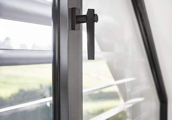 deurkruk Formani luxe deur design beslag  door Bertram Beerbaum