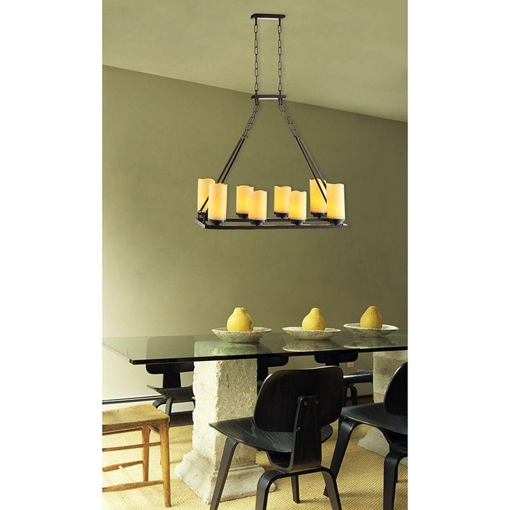 Add A Touch Of Rustic Charm To Your Home With The Cordova Collection 8 Light Chandeliers