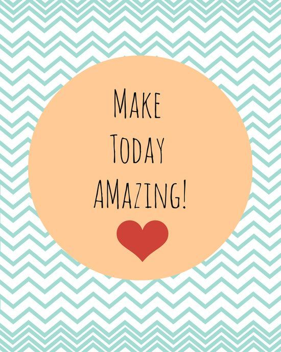 Make today amazing. Everyday is a brand new day to be better! Tap to see more inspirational quotes that motivate you to start a better day! - @mobile9