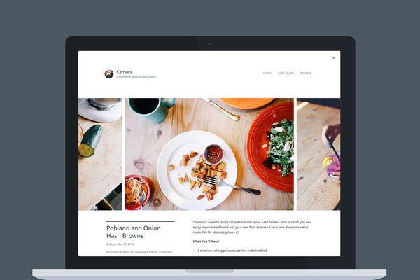Mejores 426 imágenes de WordPress Themes en Pinterest | Temas de ...