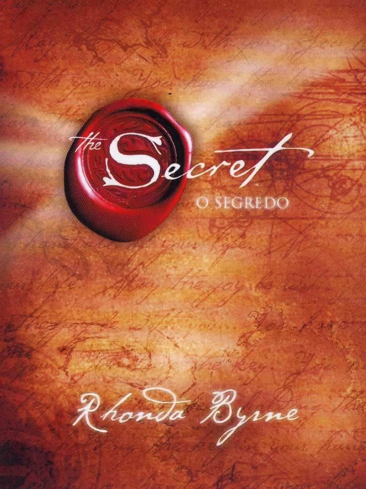 49 best livros adoro images on pinterest reading book covers and the secret rhonda byrne books the secret book or movie just puts me in a good mood learn how to utilize the law of attraction and get life working for fandeluxe Image collections