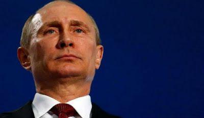 ΟΛΥΜΠΙΑΚΗ ΦΛΟΓΑ: Έτσι είναι οι ηγέτες! Ο Πούτιν στηρίζει την ΟΙΚΟΓΕ...
