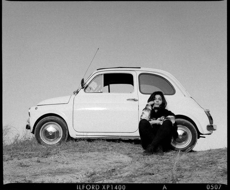 Portrait of Fiat 500