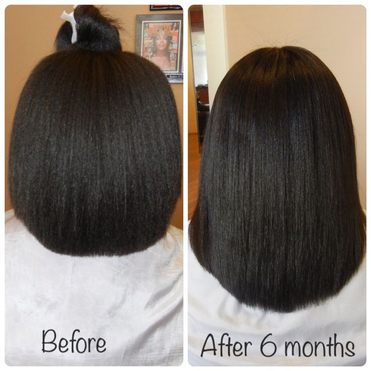 MsKibibi's 6 Months Hair Journey Length Check. Learn How
