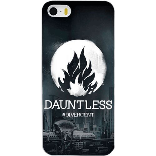 Case Divergent Dauntless for iPhone 5 - 5s - 5c - 6 - 6s - 6 Plus - 6s Plus