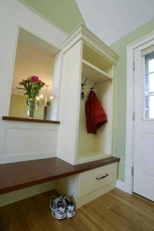 17 best mudroom addition ideas images on pinterest home for Basement mudroom ideas