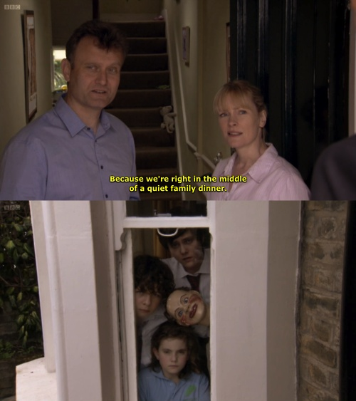 - outnumbered