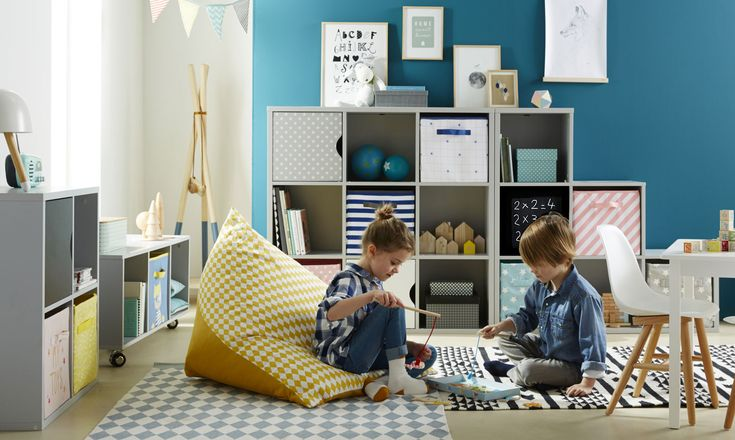 VERTBAUDET - Aménager un coin jeux, lecture ... dans leur chambre d'enfant.