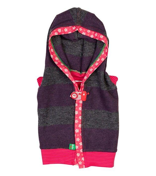 Style Bistro Shrug, Oishi-m Clothing for Kids, Winter 15, www.oishi-m.com