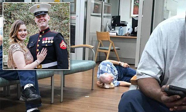 VA Patients Languish Unattended