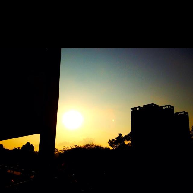 Sunrise - 19 Jan 2012 Singapore