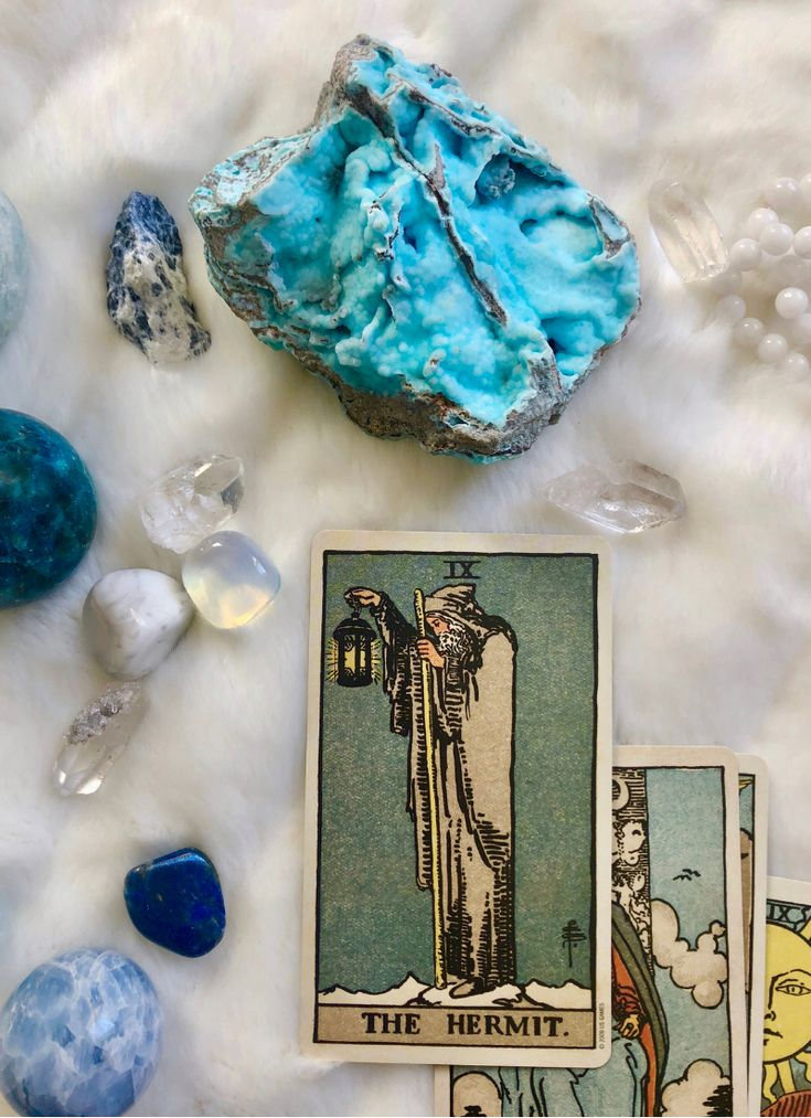 Fortune telling meanings and interpretation for the hermit