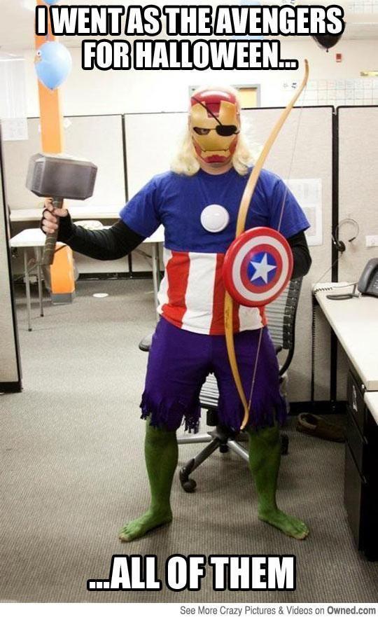 4747e0a97d2bba Top 30 Funny Marvel Avengers Memes  funniest memes   MARVEL ...