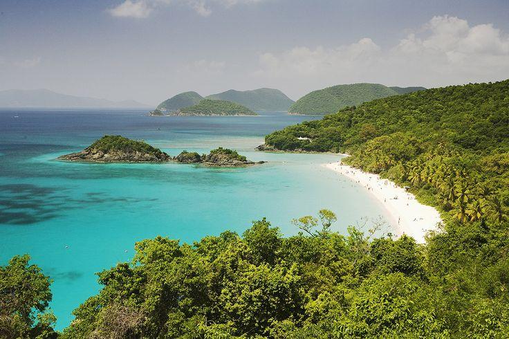 Parque Nacional Islas Vírgenes (EE UU): un destino para soñar