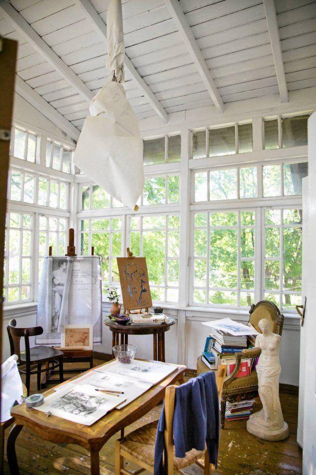 Zdjęcie numer 10 w galerii - Zaglądamy do drewnianej willi w stylu świdermajer