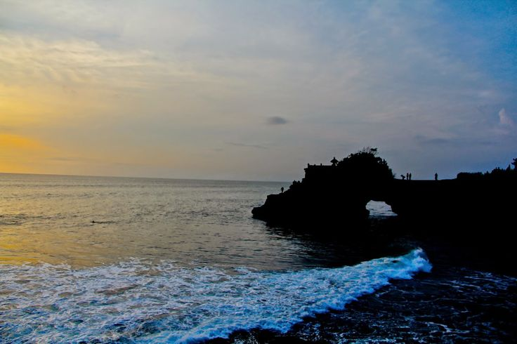Bali Surfing, Tours and Adventures: Tanah Lot Surf Spot