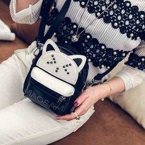 Милый мини рюкзак
