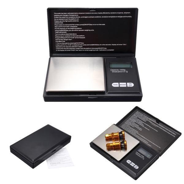 1000g X0.1g Mini Electronic Digital Scale Jewelry Balance Gram Weight Scale  | eBay