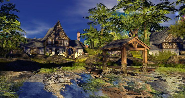 https://flic.kr/p/s8q35x | Fantasy Faire 2015 - Wildhaven Marsh
