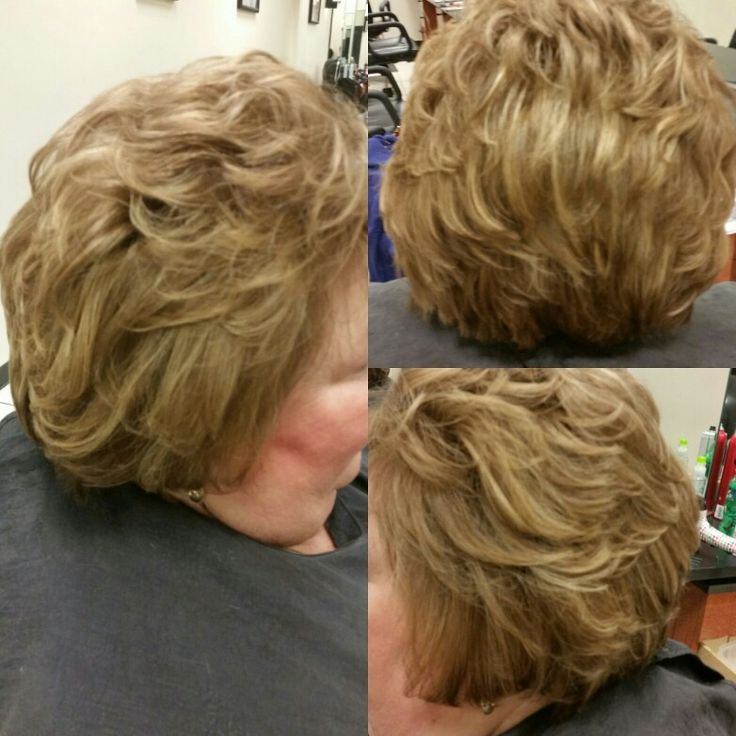 Highlights toned with a 10v, base color is 5n +6a socolor