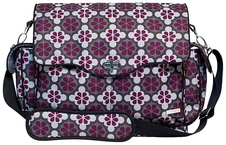 JJ Cole Cadence Travel Bag Vintage Poppy Best Price