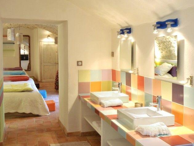 9 best Salle de bain enfant images on Pinterest Bathroom, Bathroom