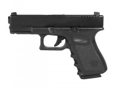 REPLIKA G23 Heavy Weight AUTO BACK Gas Pistol [KJW]