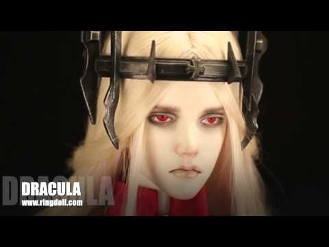 Ringdoll Limited Dracula-details video! - YouTube
