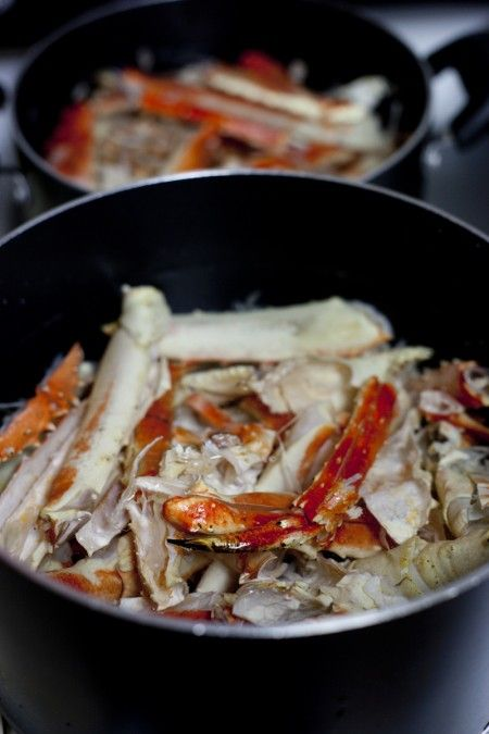Homemade Seafood Stock Recipe (using seafood shells) | Eating richly even when you're broke