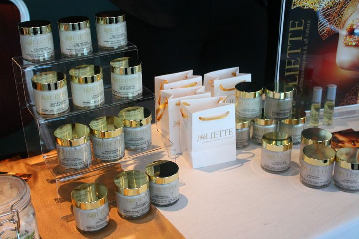 Joliette Hair and Skin Producta at Divas of Colour