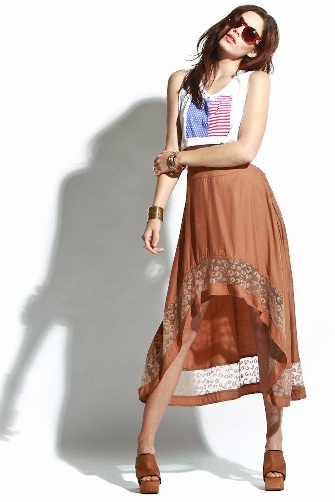 Hi-Lo long lace skirt: Long Lace Skirt, Skirts, Hi Lo Long, Style, Skirt Camel, Camels, Didier Hi Lo, Women S Didier
