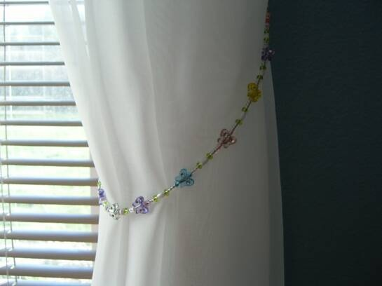 Beaded Curtains Diy How To Make
