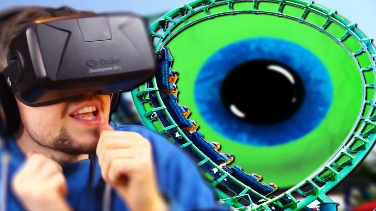 JACKSEPTICOASTER | No Limits 2 (Oculus Rift DK2) #2