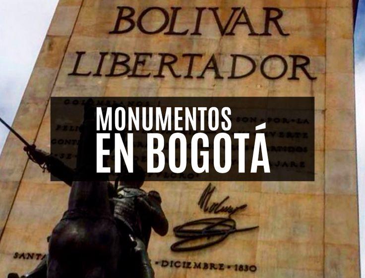 Ven y conoce los monumentos más importantes de Bogotá