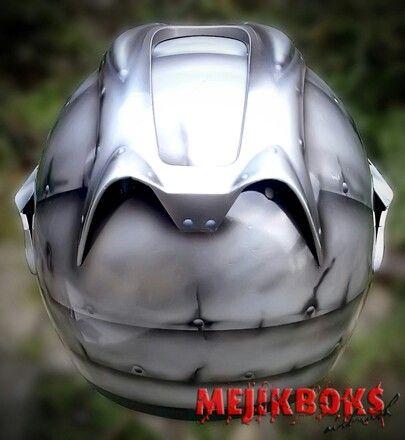 Tin helmet 2