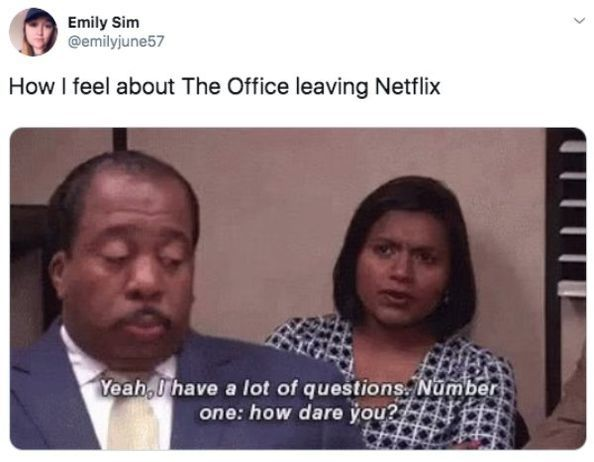 30 Netflix Memes Funnyfoto Office Jokes Office Memes Best Of The Office