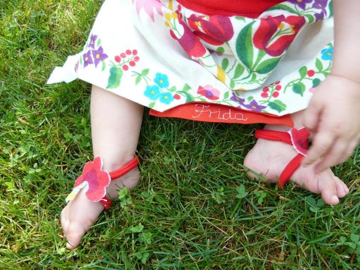 """4az1ben Varázsruha lábfejdísszel/4in1 Multifunctional baby dress with """"feet flower"""""""