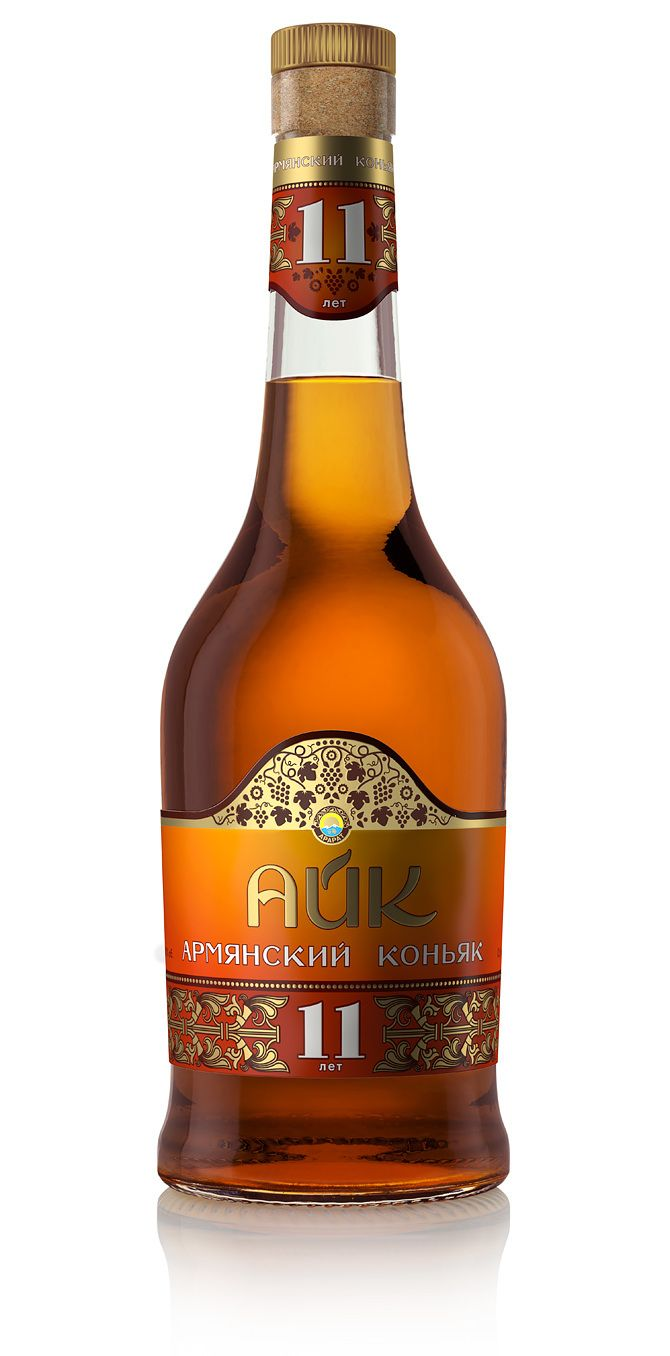 HAYK brandy - Somestuff.ru ArArAt, Packaging, Armenian brandy, YBC, design, art direction, packshot
