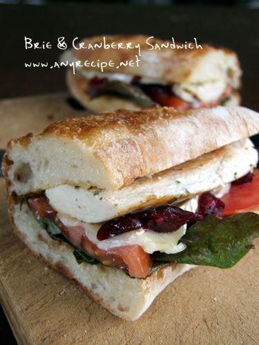 Boudinで人気のサンドイッチ