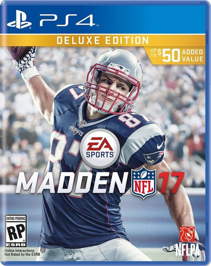 This is a PRE-ORDER. You will receive the physical disk on the release day. The game is expected to be released on August 23, 2016. Take your team all the way in Madden NFL 17 and put yourself at the center of your team's Championship run in Franchise mode, delivering all-new ways to play and more decisions to make. Driven by the most balanced gameplay yet, the deepest commentary in Madden NFL franchise history, along with fun and fresh ways to play modes such as Ultimate Team and Draft…