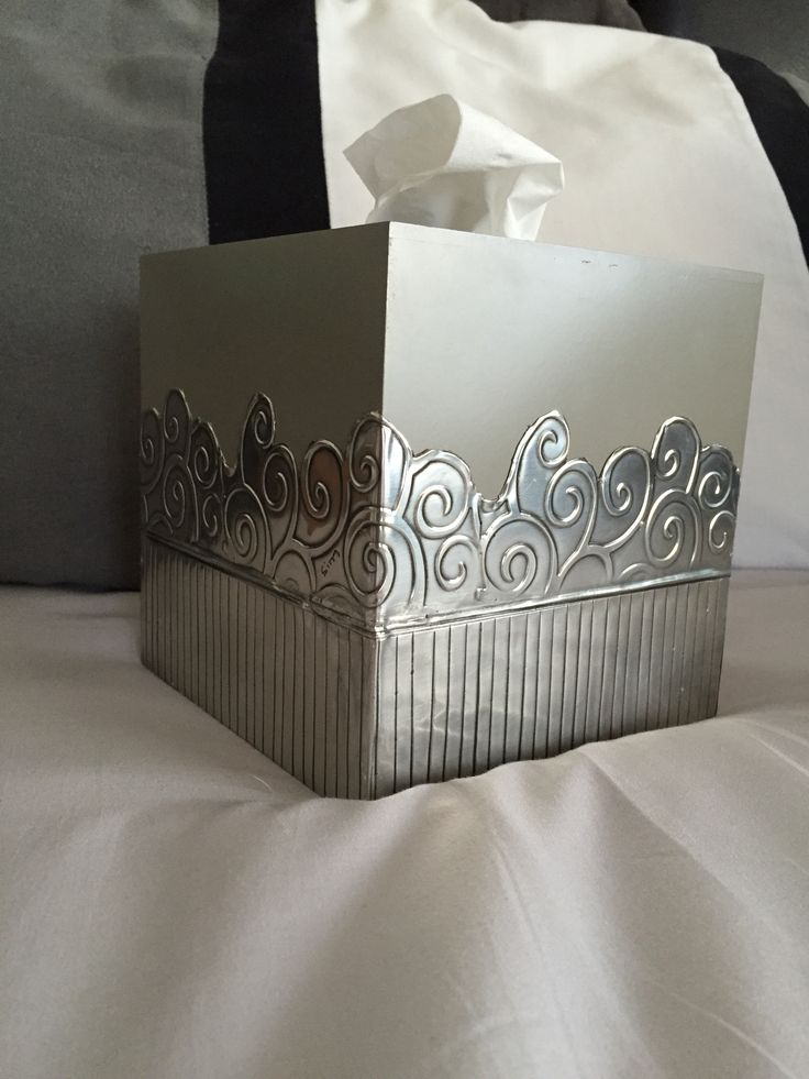 My latest tissue boxes