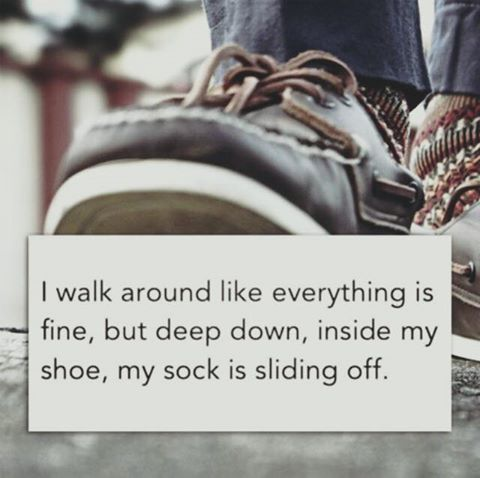 Sock Sliding