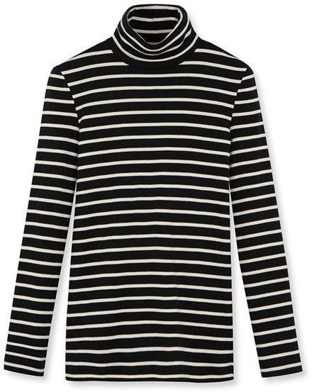 Womens sailor striped undersweater