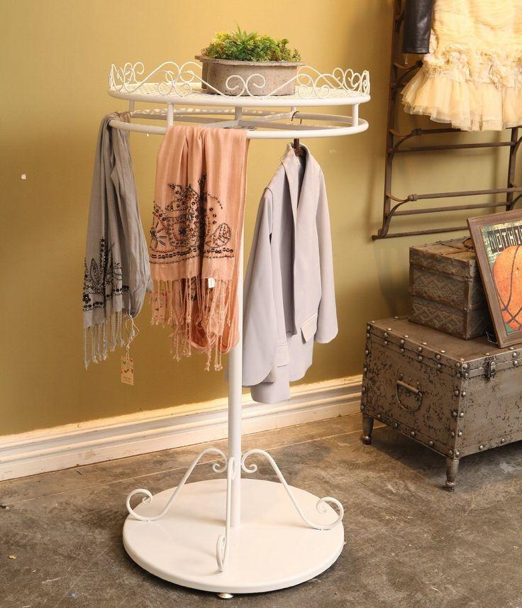 17 mejores ideas sobre muebles para colgar ropa en for Perchero metal adecuado para colgar