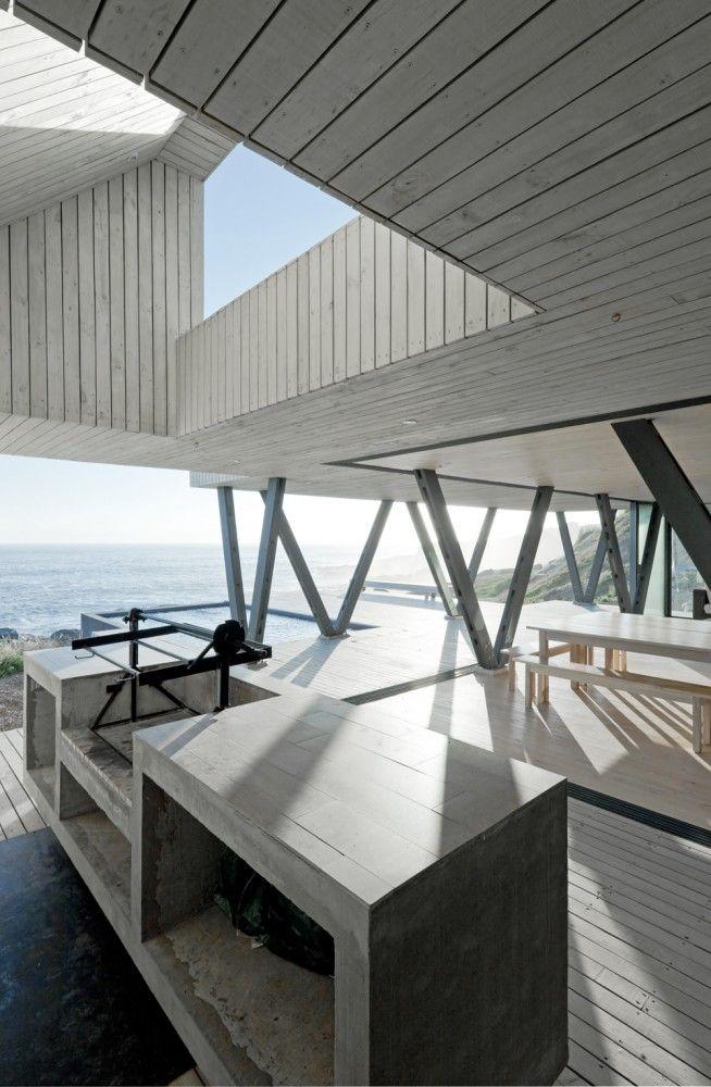Rambla House / LAND Arquitectos Pinned to Architecture by Darin Bradbury of BASK Design.