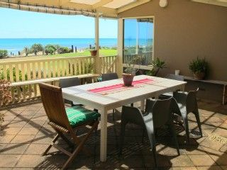 Adelaide Absolute Beachfront - 3 Bedroom Beach HouseVacation Rental in West Lakes Shore from @HomeAway! #vacation #rental #travel #homeaway