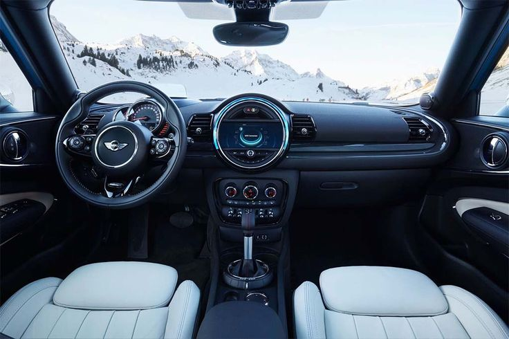 Mini Cooper Clubman ALL4 - interior