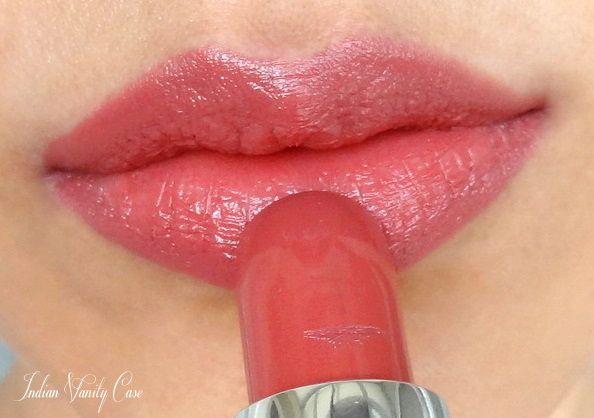 Indian Vanity Case: Revlon Colorburst Lipstick Rosy Nude ~ 'My Lips But Better'?