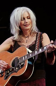 Emmylou Harris. It's all about the hair #celebrities #beauty